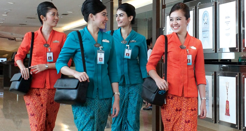 batik garuda indonesia