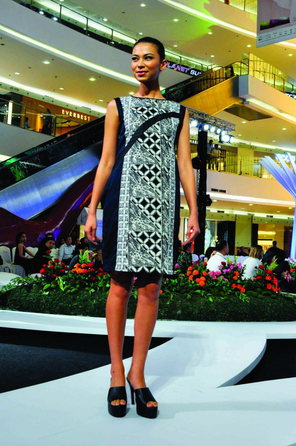 Batik Fashion - Baju Batik Motif Kawung Iwet Ramadhan