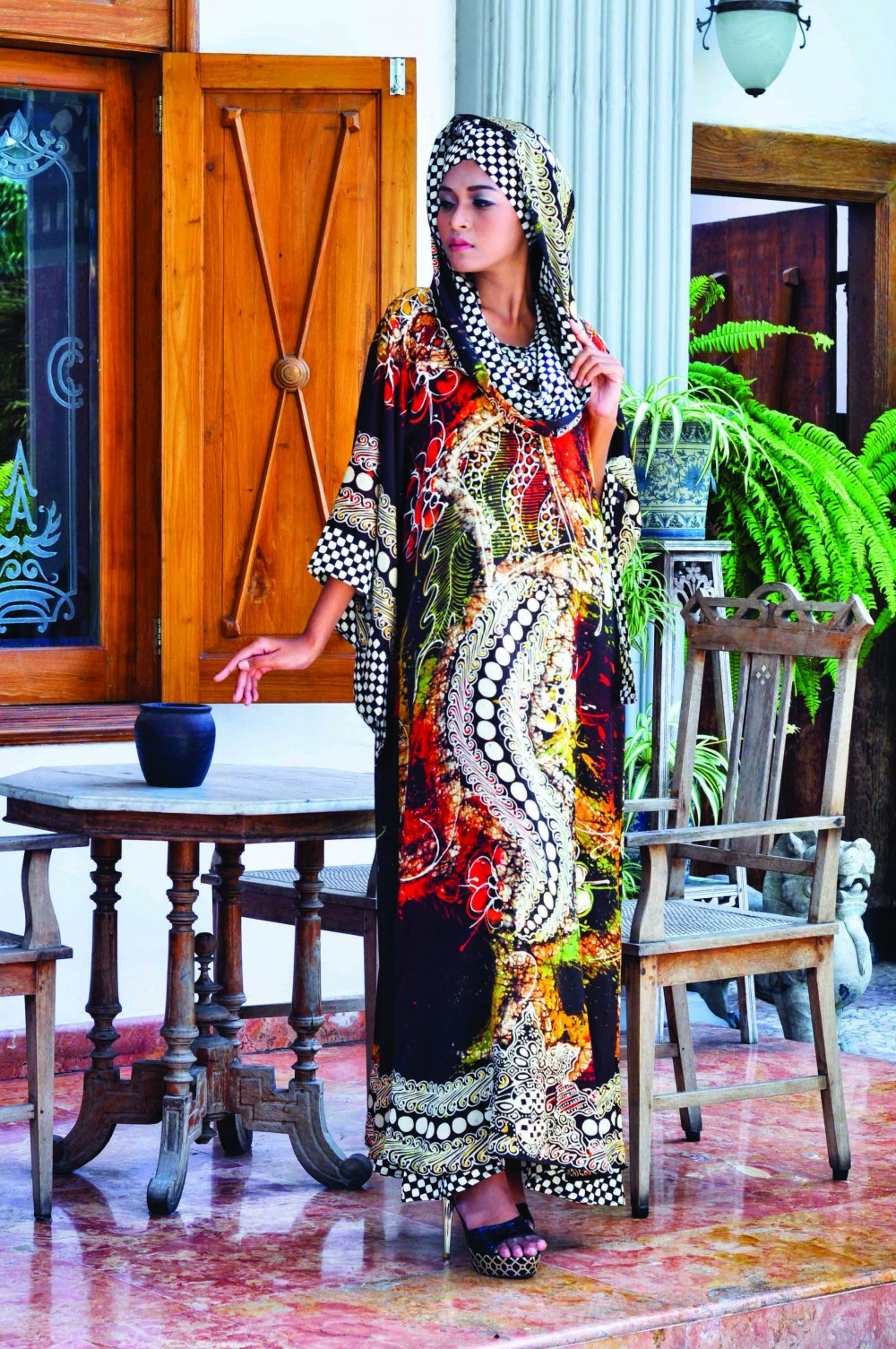 Batik Fashion - Model Baju Batik Sugeng Waskito