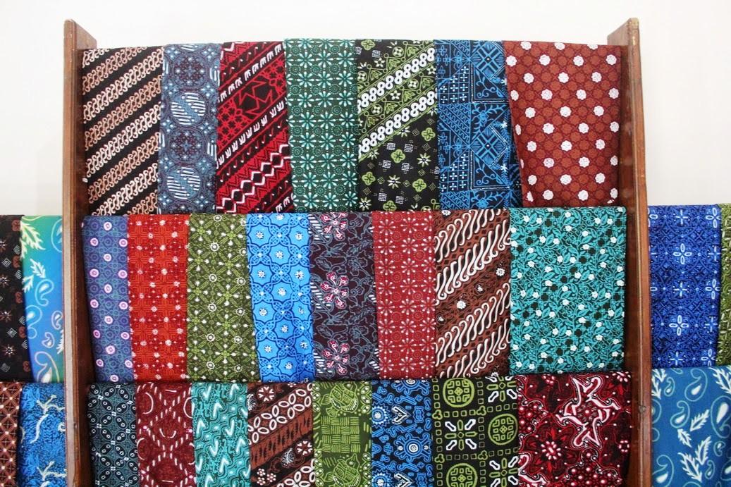 motif batik geblek renteng