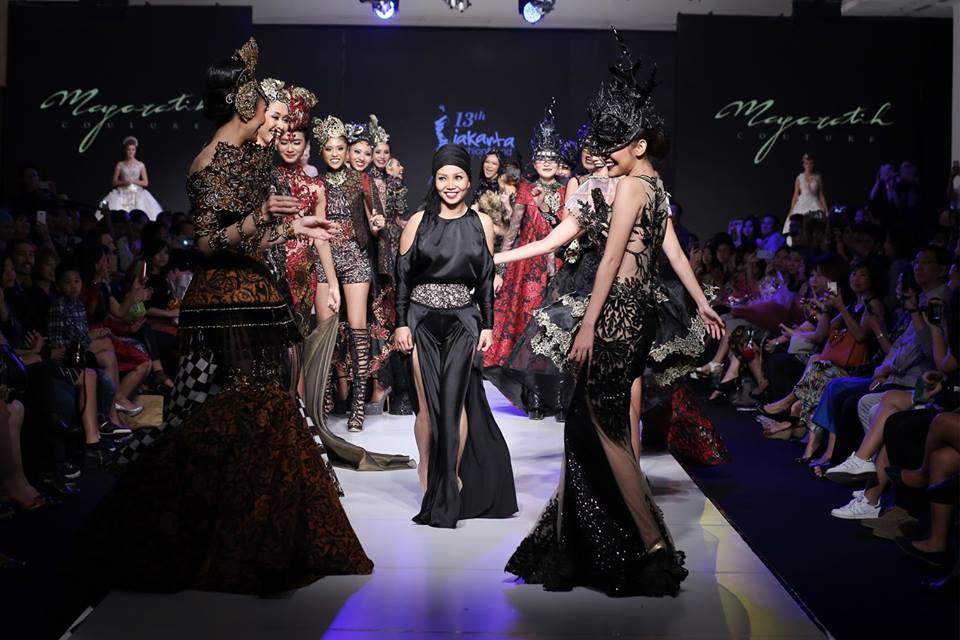 Black Is Gold Dari Mayaratih Couture