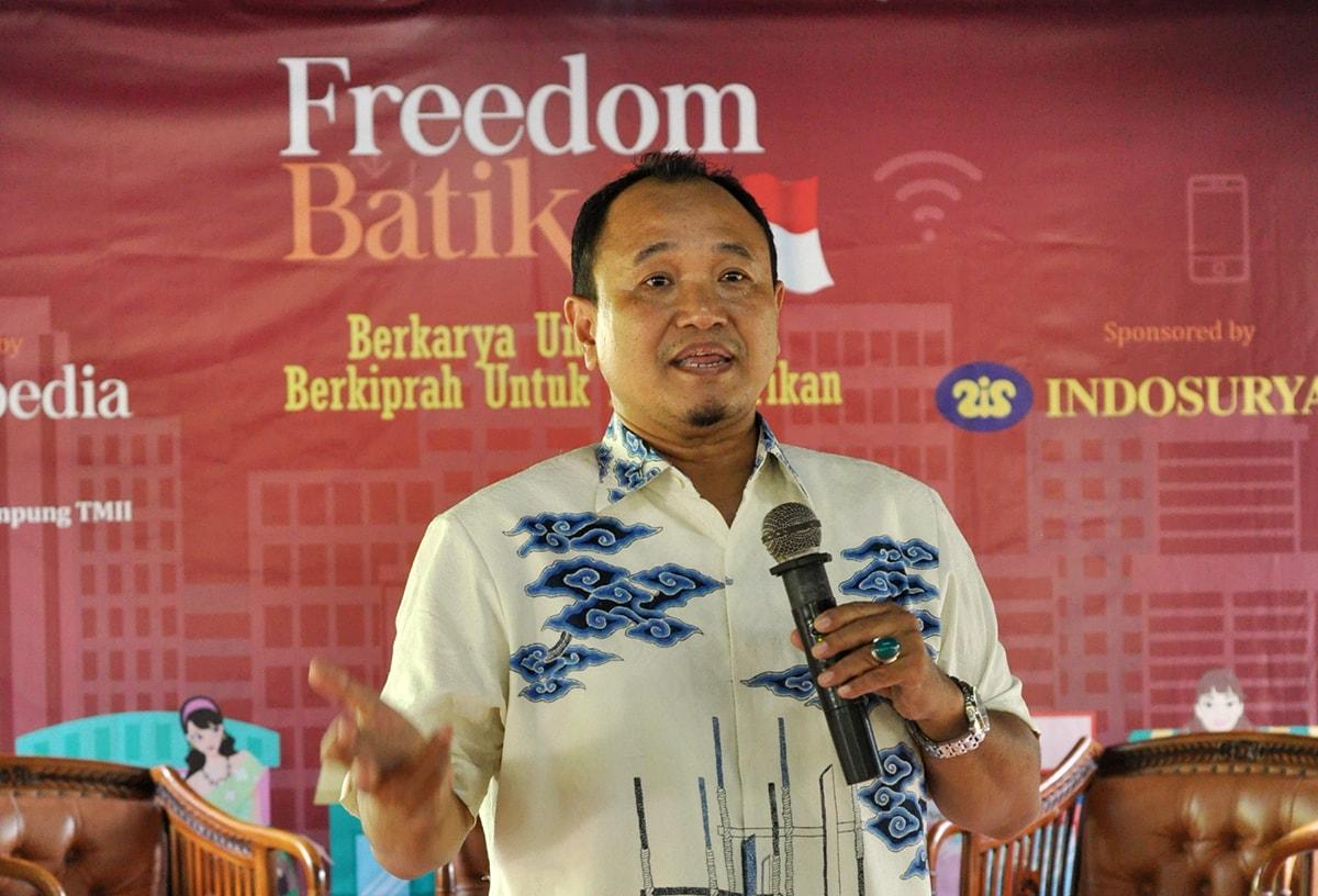 Freedom Batik